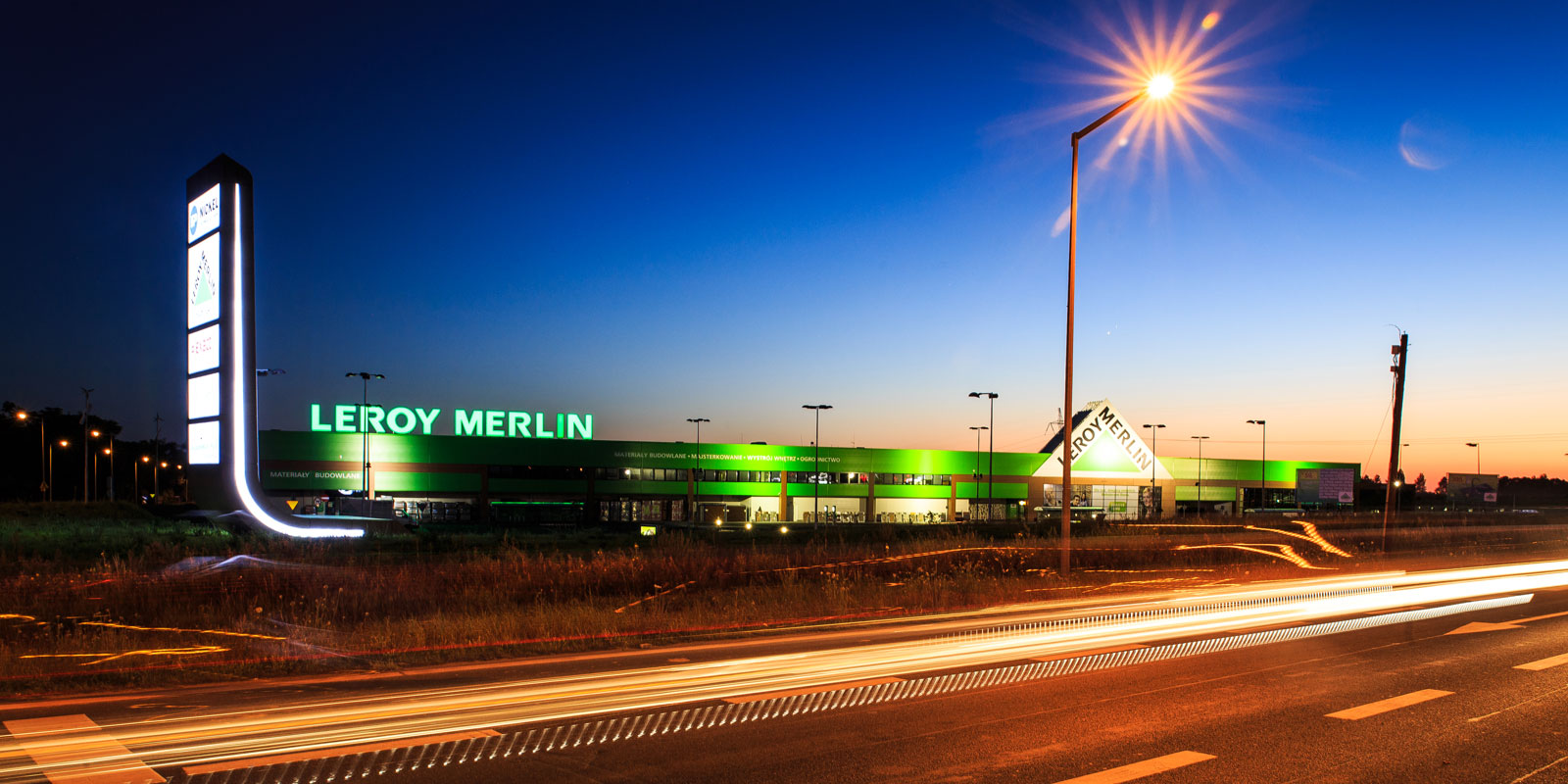 Leroy Merlin Public Utility Buildings Completed Projects