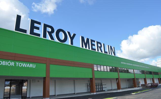 Realizacja Budowy Obiektu Handlowego Leroy Merlin